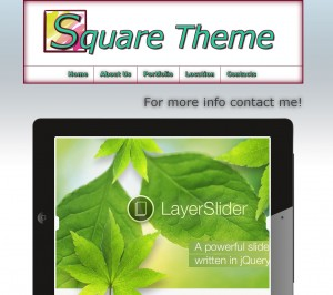 square-theme