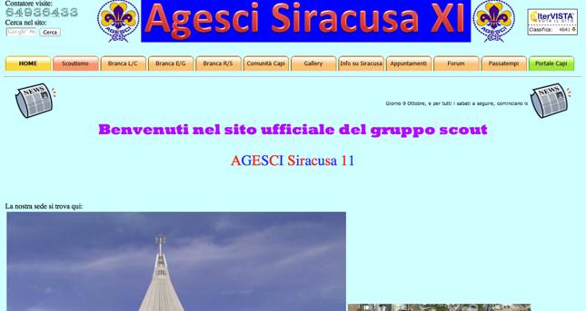 AGESCI Siracusa 11